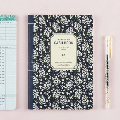Ardium Semi Year Cash Book