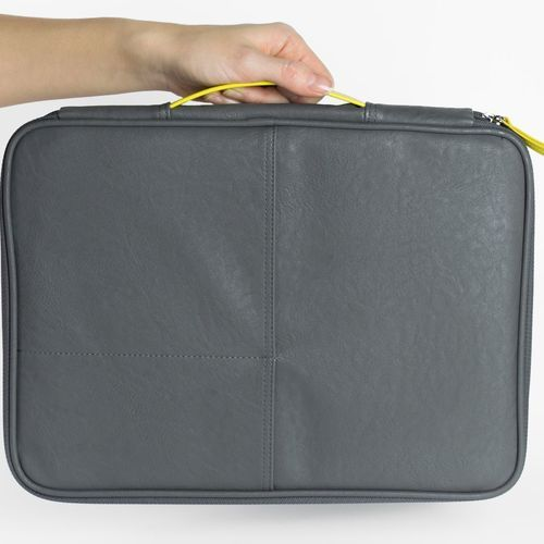 Large Better Together Leather Pouch