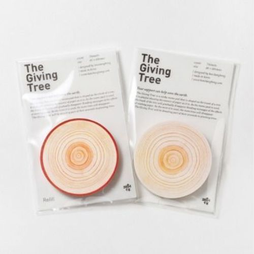 The Giving Tree Sticky Note Refill Package