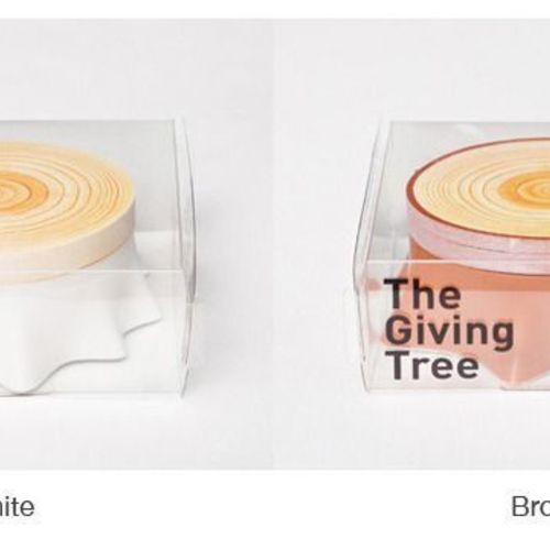 The Giving Tree Sticky Note Set