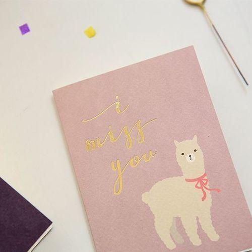 Dailylike Message Card