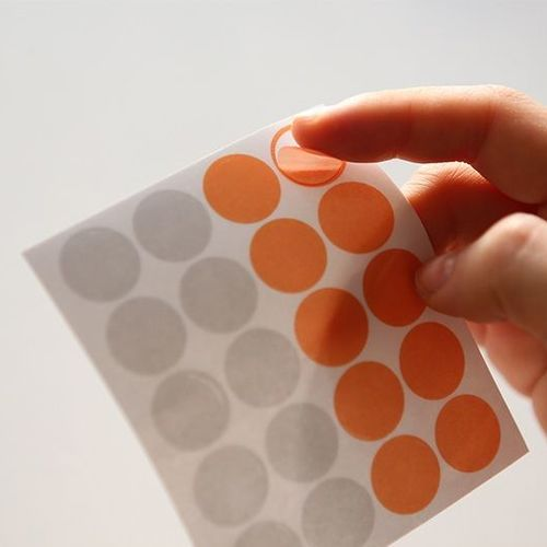 Circle Deco Sticker Set v3