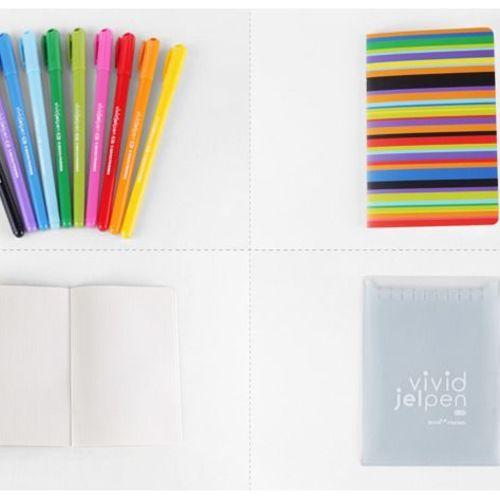 Vivid Pen Set