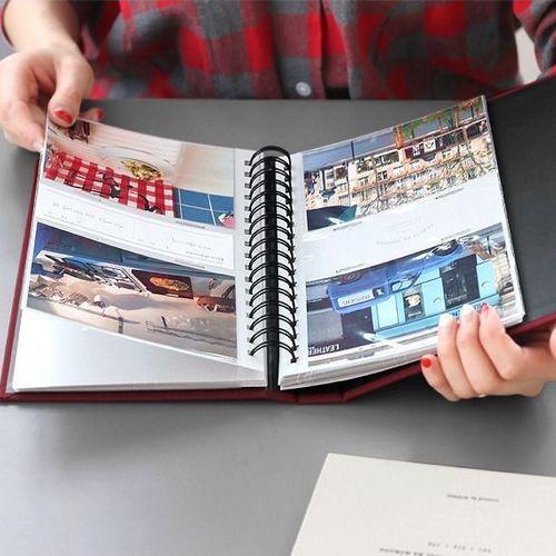 Spring 3x5 Photo Album