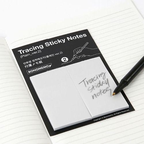 Tracing Sticky Note