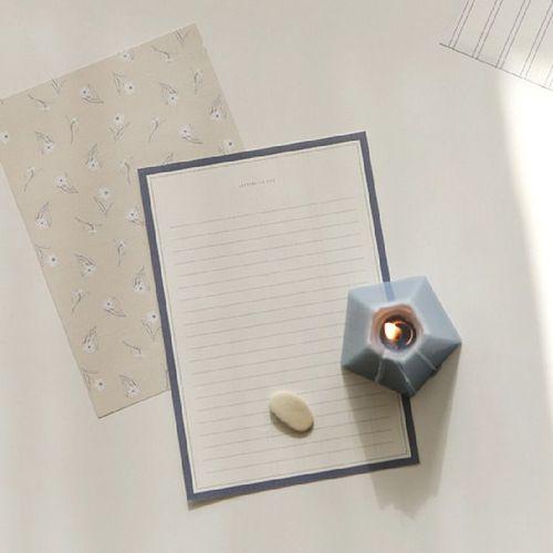 Dailylike Patterned Letter Set