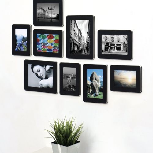 9pcs Sandwich Photo Frame Set