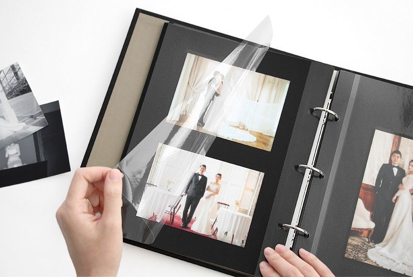 Pieces of Moment Memory Binder Refill
