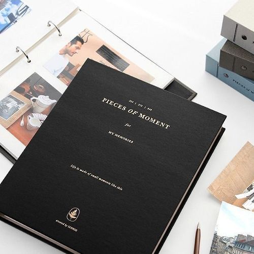 Pieces of Moment Memory Binder