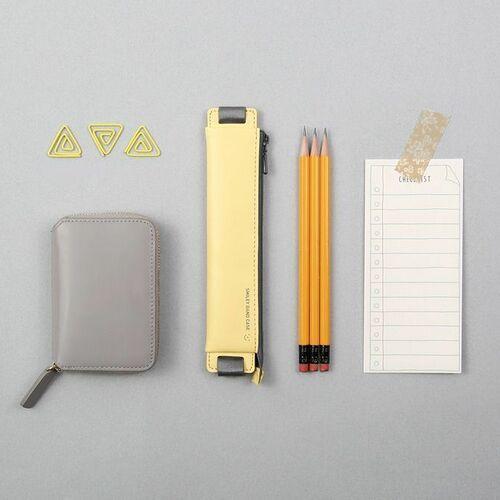 Smiley Attachable Pen Case