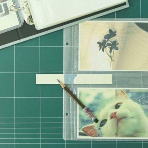 4x6 Beyond the Lens Photo Album v1