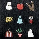 Ghost Pop Pencil Pouch v2