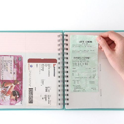 Prism 100 Ticket Book
