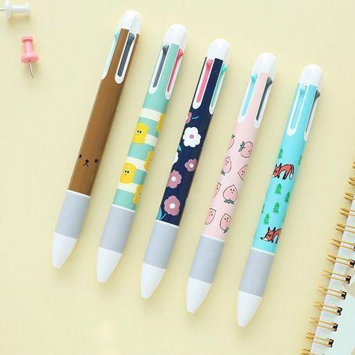 Illustration 4 Color Pen