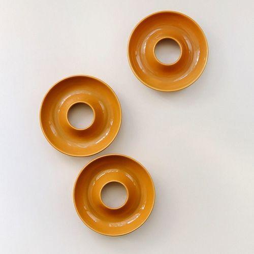 Doughnut Ceramic Plate