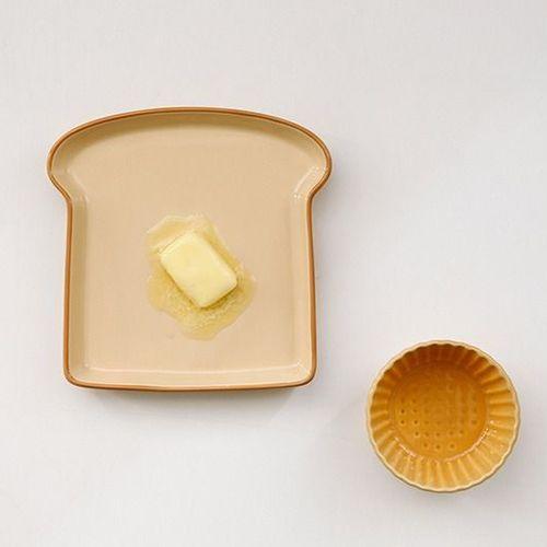Bread Ceramic Plate