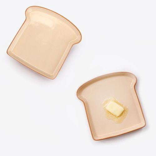 Bread Ceramic Plate