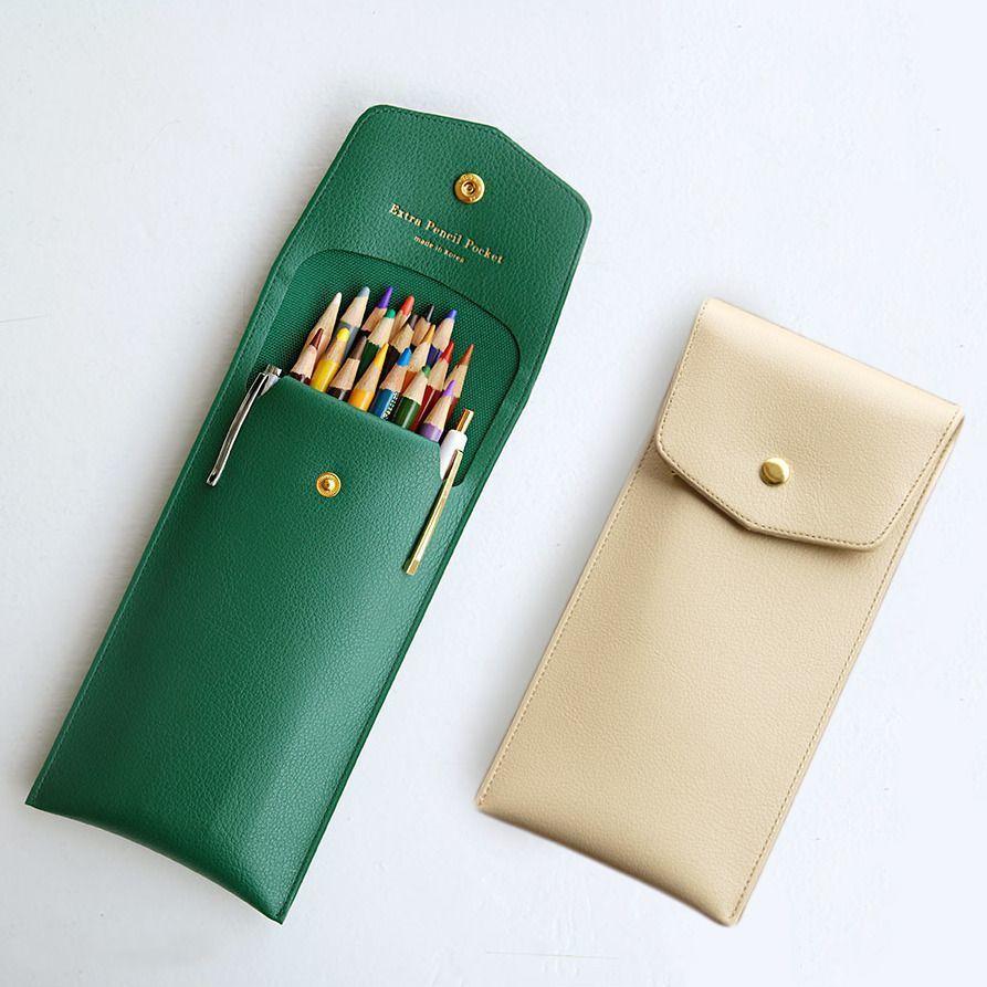 Episode Leather Pen Pocket