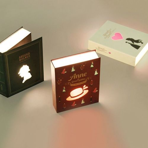 Book Lamp v2