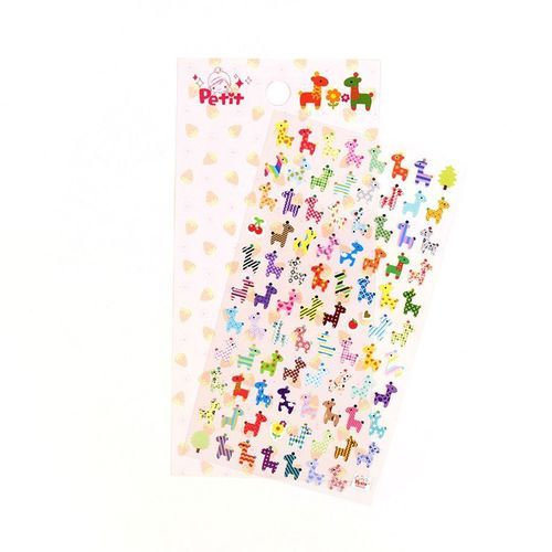 Cute Giraffe Deco Sticker