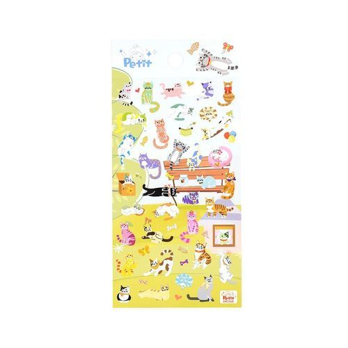Meow Deco Sticker