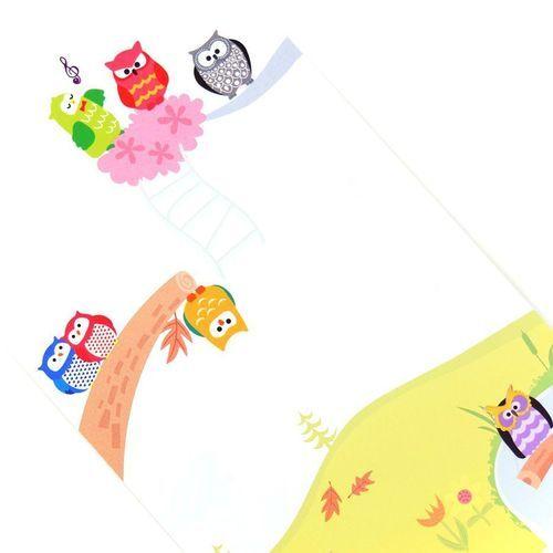 Cute Owl Deco Sticker