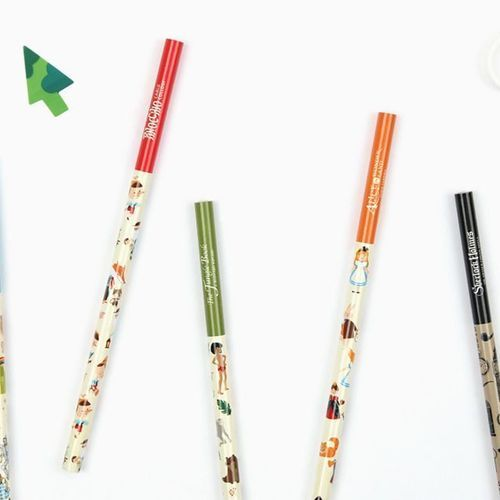 Literature Pencil Set