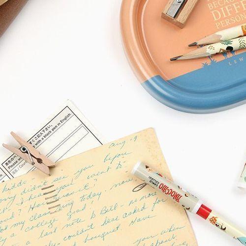 Literature Pencil Cap Set