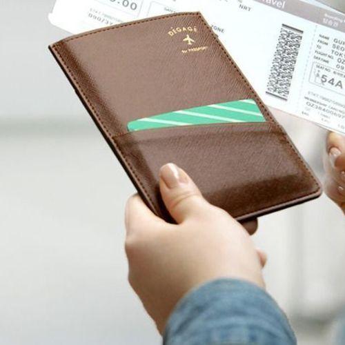 Dégagé Anti Skimming Passport Case