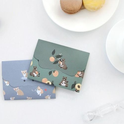 Mini Pattern Letter Set