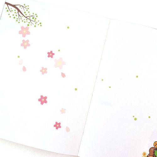 Cherry Blossom Deco Sticker