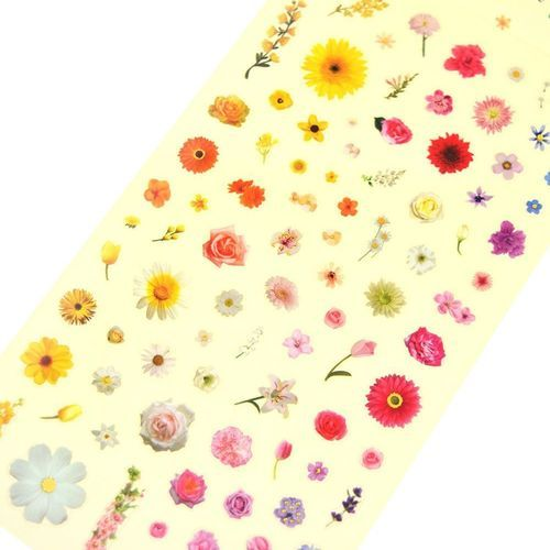 Beautiful Garden Deco Sticker