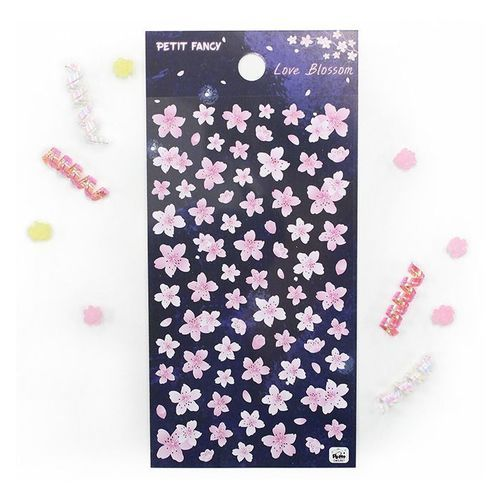 Love Blossom Deco Sticker