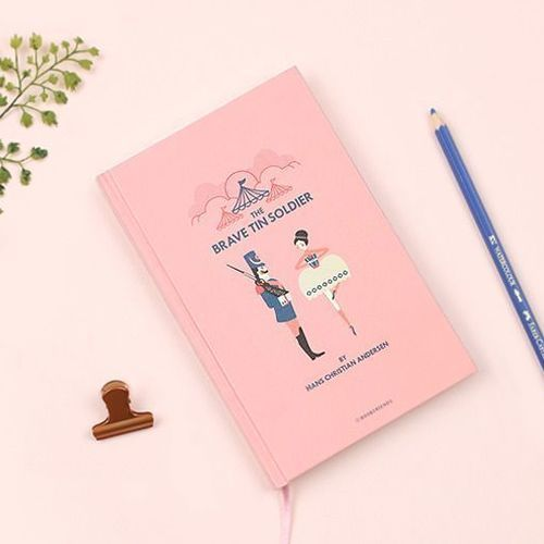 Novel Hardcover Notebook v2
