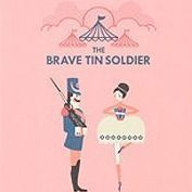 Novel Hardcover Notebook v2, The Brave Tin Soldier