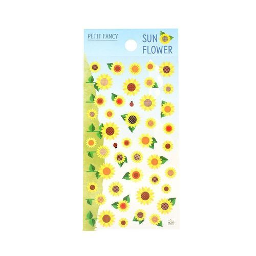 Sunflower Deco Sticker