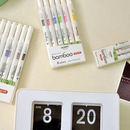 Bamboo Twin Marker