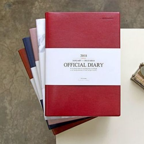 Official Diary Planner