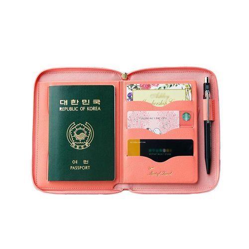 Travel Brief Pocket Clutch