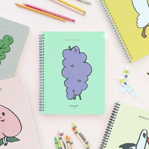 JAM JAM Drawing Book