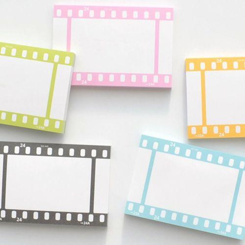 Film Memo Pad