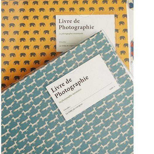 Large Instax Mini Book Album