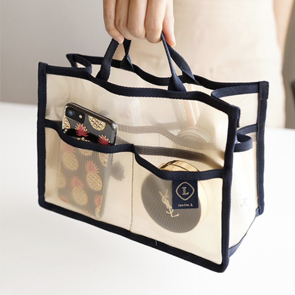 Medium Mesh Purse Organizer