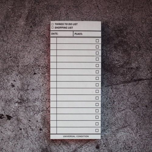 Simple List Notepad