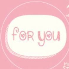 For You Message Sticker Set