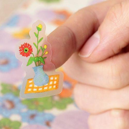 Toffeenut Deco Sticker