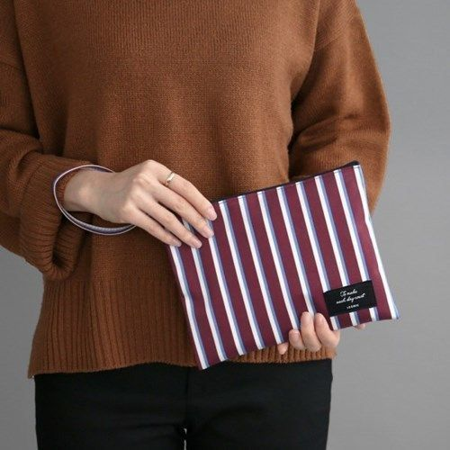 Large To Make Each Day Count Pouch