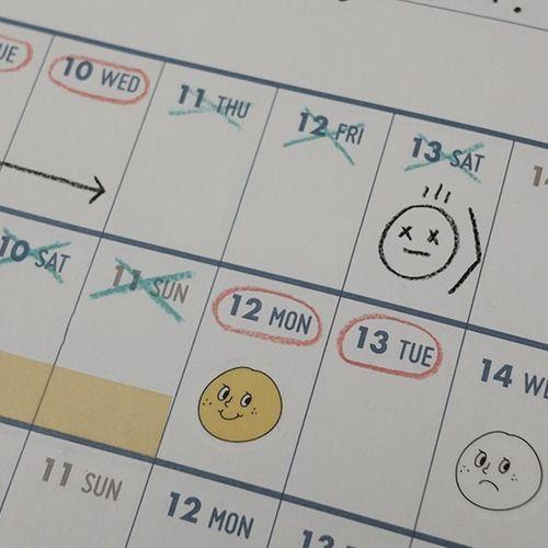 Face Emoticon Sticker