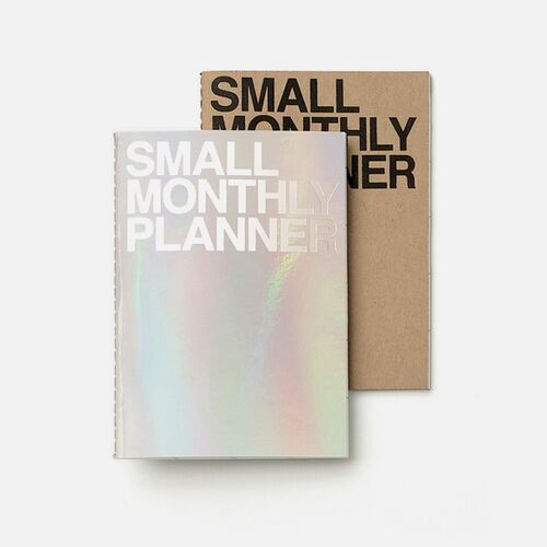 Hologram Small Monthly Planner
