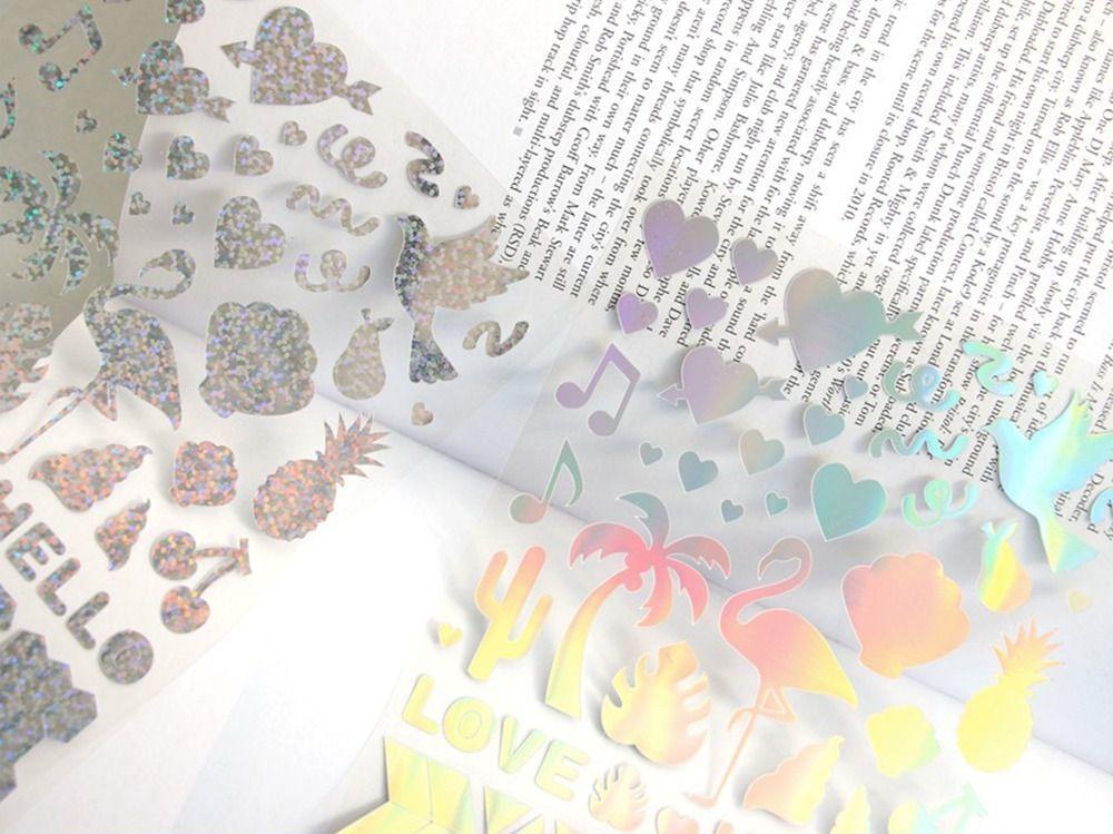 Hologram Deco Sticker